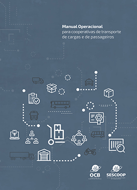Manual Operacional para Cooperativas de Transporte de Cargas e de Passageiros