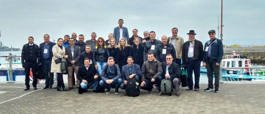 Cooperativismo de Transporte realiza Missão Técnica no Chile