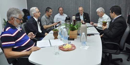Conselho Administrativo do Sescoop/RS se reúne na Expointer