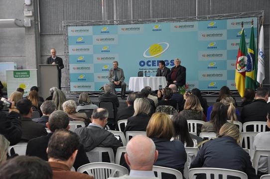 Ocergs promove discussão sobre a Reforma Trabalhista na Expointer
