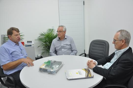 Sistema promove reunião de aproximação com entidades na Expointer