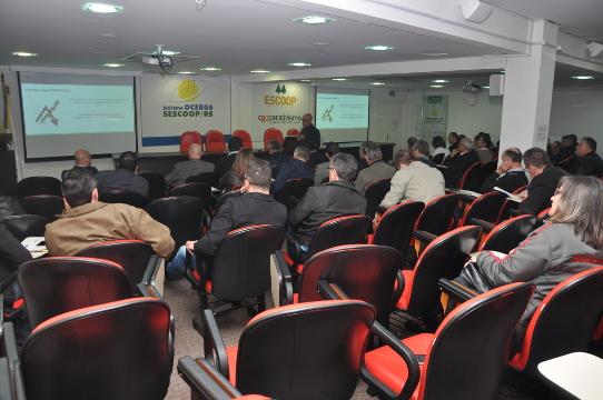Ocergs e FecoAgro/RS realizam Seminário Gaúcho de Gestão Estratégica de Cooperativas Agropecuárias