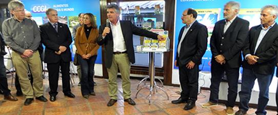 CCGL lança na Expointer uma nova opção para o consumidor de leite