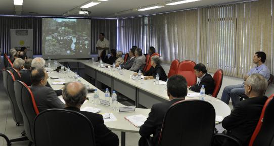 Cecoop avalia cenários da produção de trigo e tributação de cooperativas da agricultura familiar