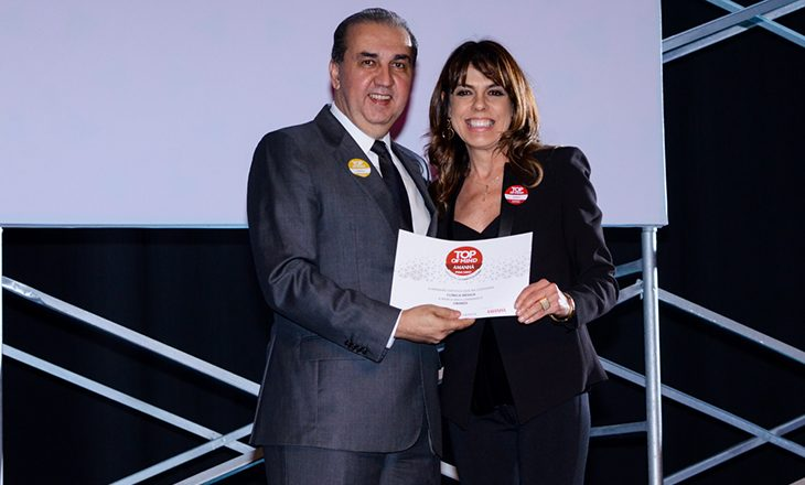 Unimed conquista Top of Mind 2017 na categoria Clínica Médica