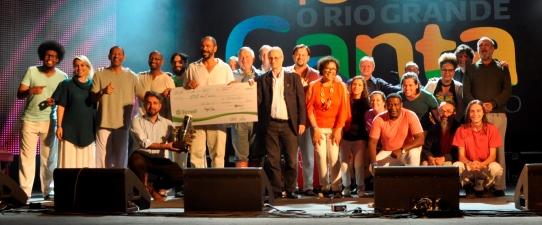 10° Festival O Rio Grande Canta o Cooperativismo elege seus vencedores
