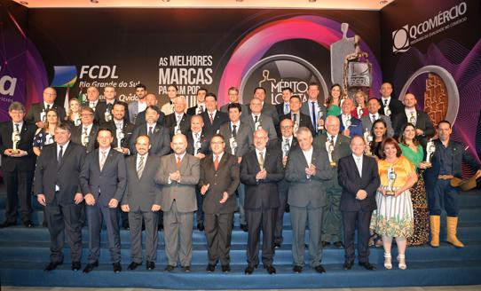Cooperativas gaúchas são destaque no Prêmio Mérito Lojista