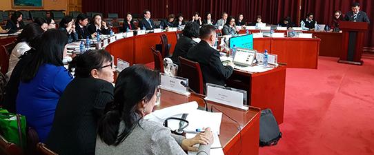Unimed Nordeste-RS apresenta projeto de sustentabilidade em congresso internacional na Mongólia
