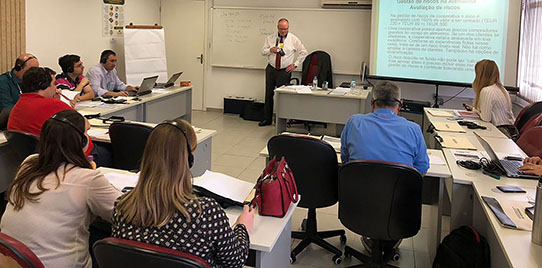 Gestão de Riscos é tema de Workshop Internacional