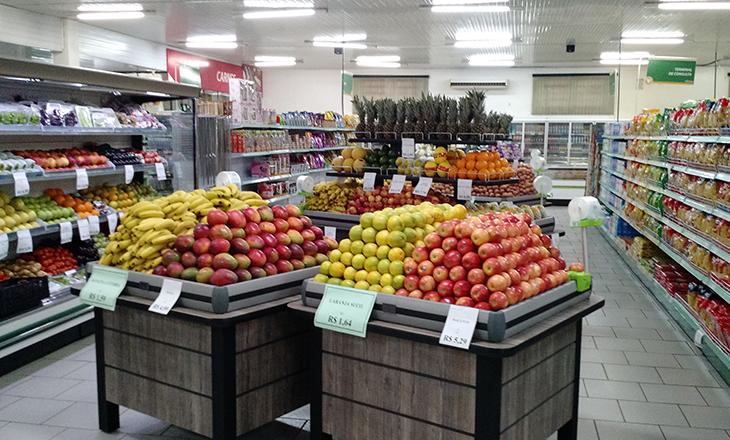 Cotrirosa investe no supermercado de Santo Cristo