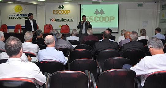 Sistema OCB realiza apresentação sobre Estrutura de Governança Corporativa do Sescoop