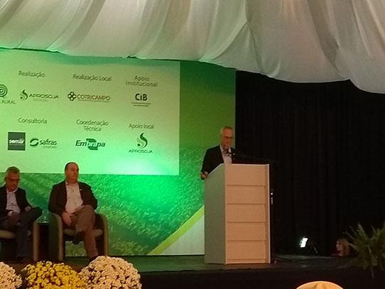 Sistema participa da Expo Agro Cotricampo 2018