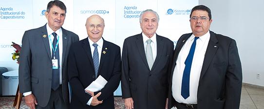 Lançada a Agenda Institucional do Cooperativismo 2018