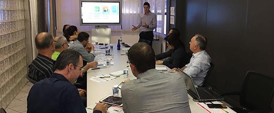 Sicredi Pioneira RS apresenta núcleo de inovação na Tecnosinos
