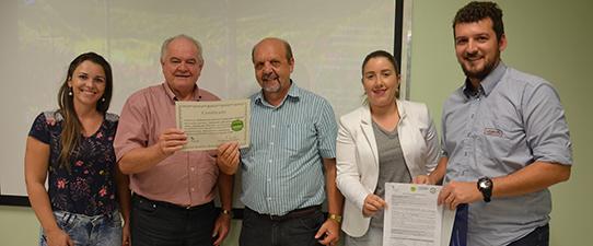 Languiru renova compromisso com projeto de preservação ambiental