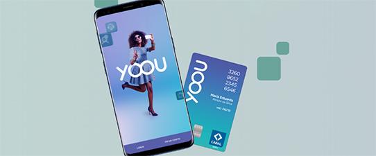 Sicoob lança o aplicativo Yoou