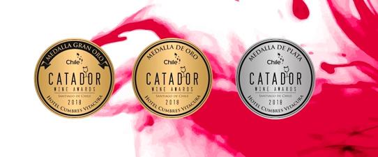 Cooperativas gaúchas premiadas no Catad'Or Wine Awards