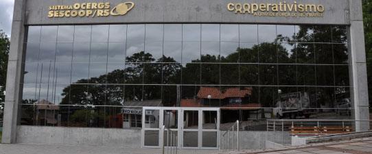Ocergs destaca crescimento do cooperativismo durante a Expointer