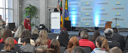 Sescoop/RS promove 1º Encontro Nacional das Cooperativas Escolares na Expointer 2018