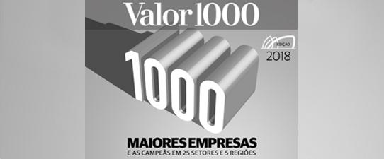 Valor 1000 aponta cooperativas do RS entre as maiores empresas do Brasil