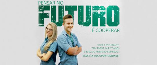 Cotrisoja abre inscrições para o Programa Aprendiz Cooperativo