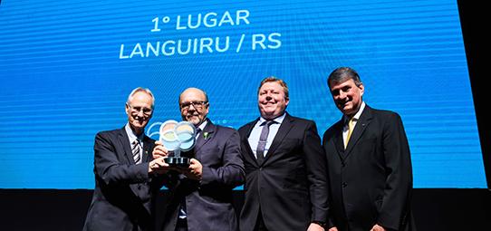 Cooperativa Languiru é reconhecida no Prêmio SomosCoop