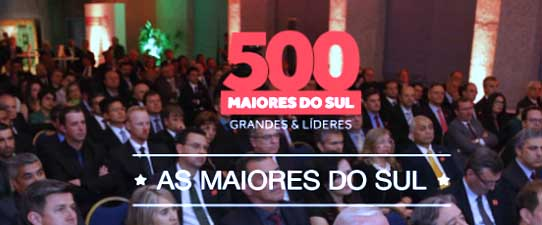 11 Cooperativas gaúchas listadas entre as 500 Maiores do Sul