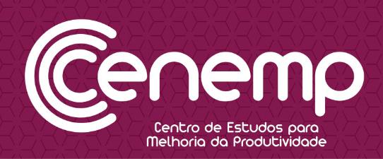 Cenemp oferece cursos para melhoria da Produtividade das Cooperativas