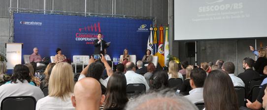 Comunicadores de cooperativas participaram de Encontro estadual