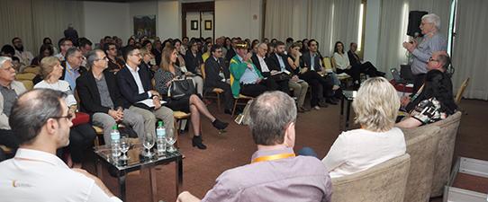 Encontro de Docentes do Cooperativismo debate o ensino cooperativista