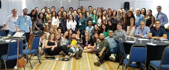 Comunicadores das unidades estaduais se reúnem em Brasília