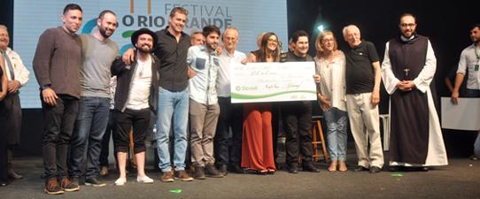 Sicredi Zona Sul vence o 11º Festival O Rio Grande Canta o Cooperativismo