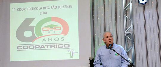 Coopatrigo passa a fazer parte de um grupo seleto de empresas do Rio Grande do Sul