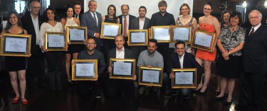 Prêmio Cooperativismo Gaúcho de Jornalismo 2018 reconhece vencedores