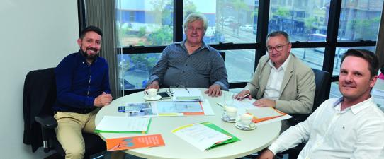 Ocergs realiza último encontro do Conselho Técnico Sindical do ano