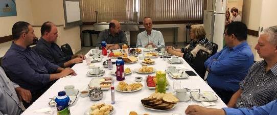 Ocergs realiza primeiro encontro do ano com a Frencoop estadual
