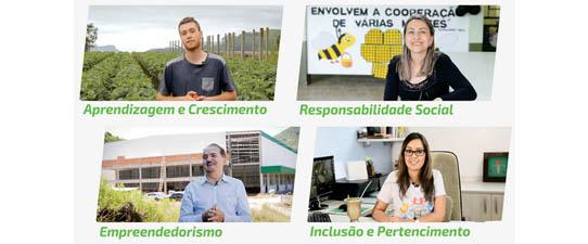Sicredi Botucaraí RS lança websérie destacando seu envolvimento com a região