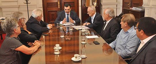 Audiência com o secretário da Casa Civil debate assuntos de interesse do cooperativismo