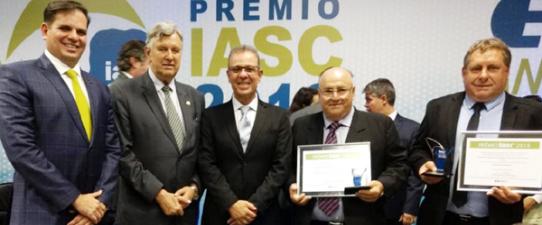 Ceriluz conquista Prêmio Iasc e é a melhor distribuidora de energia do Brasil
