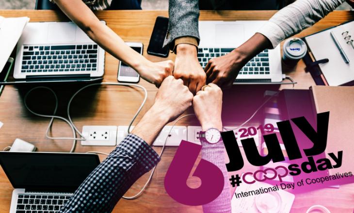 ACI divulga tema do Dia Internacional das Cooperativas 2019