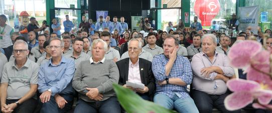 Dia de Cooperar 2019 é lançado no Rio Grande do Sul