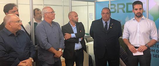 Coprel e Ceriluz celebram aprovação de financiamento com o BRDE para construção de mais uma usina