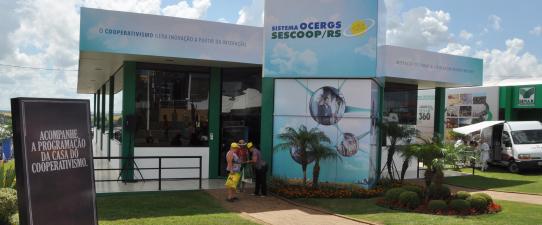 Confira a agenda do Sistema Ocergs-Sescoop/RS na Expodireto Cotrijal 2020