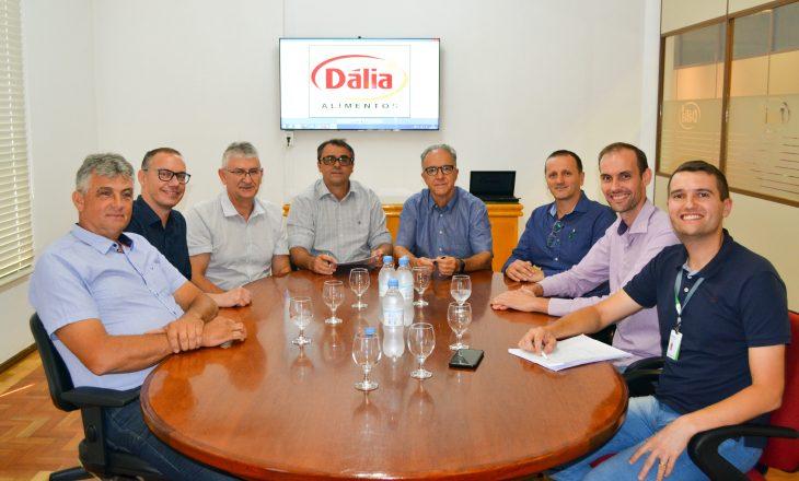 ASA e Sicredi firmam parceria para construção de matrizeiro