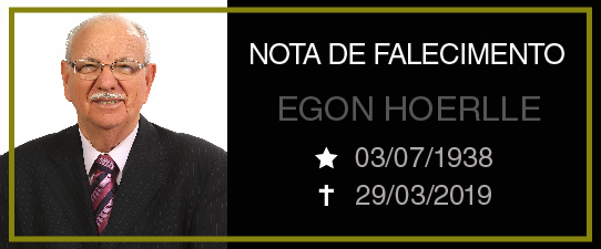 Faleceu Egon Édio Hoerlle, ex-presidente da Certel