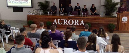 Vinícola Aurora realiza formatura da 1ª turma do Programa Aprendiz Cooperativo do Campo