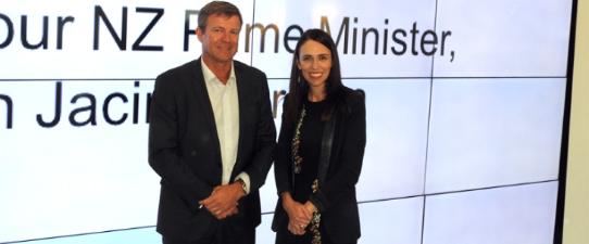Primeira Ministra da Nova Zelândia reconhece o trabalho das cooperativas e sua contribuição para os ODS