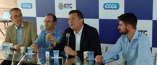 CCGL lança Rede Técnica Cooperativa