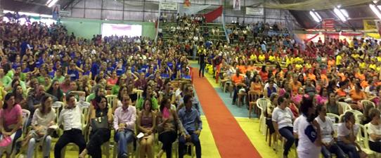Ibarama sedia o 27º Encontro Intermunicipal de Mulheres do Centro Serra