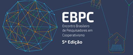 EBPC recebe inscrições de trabalhos até 7 de junho